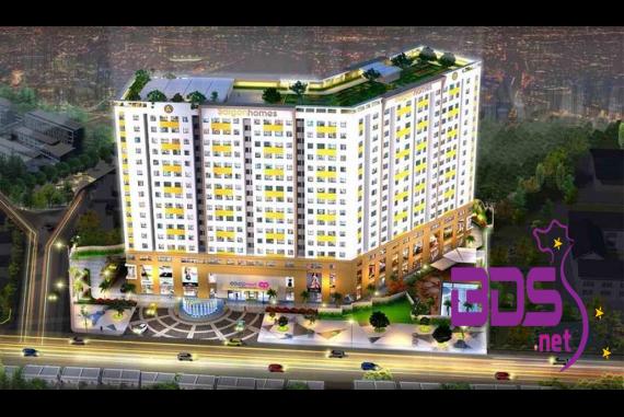Saigon Homes - Khu phức hợp căn hộ và khu dân cư nhà phố hiện đại