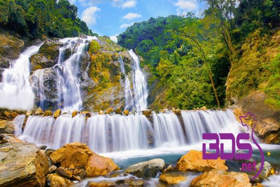 """Thác Trắng (White Waterfall) - Hứa hẹn là điểm đến du lịch """"HẠ NHIỆT"""" mùa hè tốt nhất"""