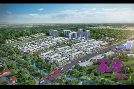 Tiến Lộc Garden - Thừa hưởng vị thế đắc địa ngay khu vực Tây Nam Đồng Nai