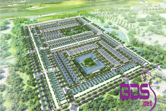Gold Hill - Khu đô thị ngay trung tâm thị trấn Trảng Bom