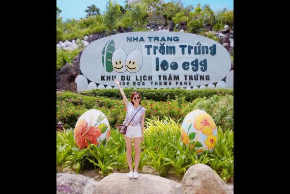 Khu Du Lịch Trăm Trứng - Điểm đến mới đầy hấp dẫn với môi trường thiên nhiên trong lành và hệ thống dịch vụ hoàn chỉnh