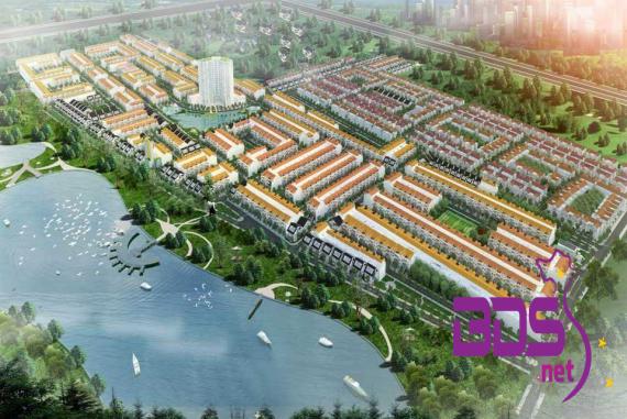 Bảo Ngọc Residence - Khu đô thị sinh thái kiểu mẫu tại Long An