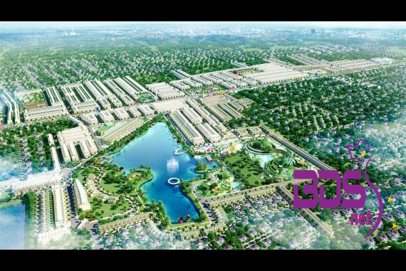 Hưng Thịnh Golden Land - Khu đô thị sầm uất, hiện đại và đông đúc dân cư tại Bình Dương