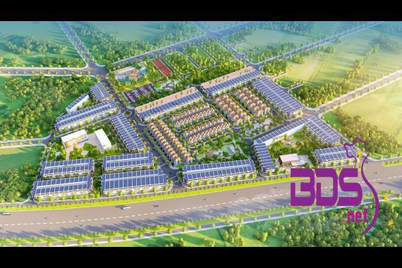 Dương Kinh New City - Khu đô thị đẳng cấp, hiện đại tại Hải Phòng