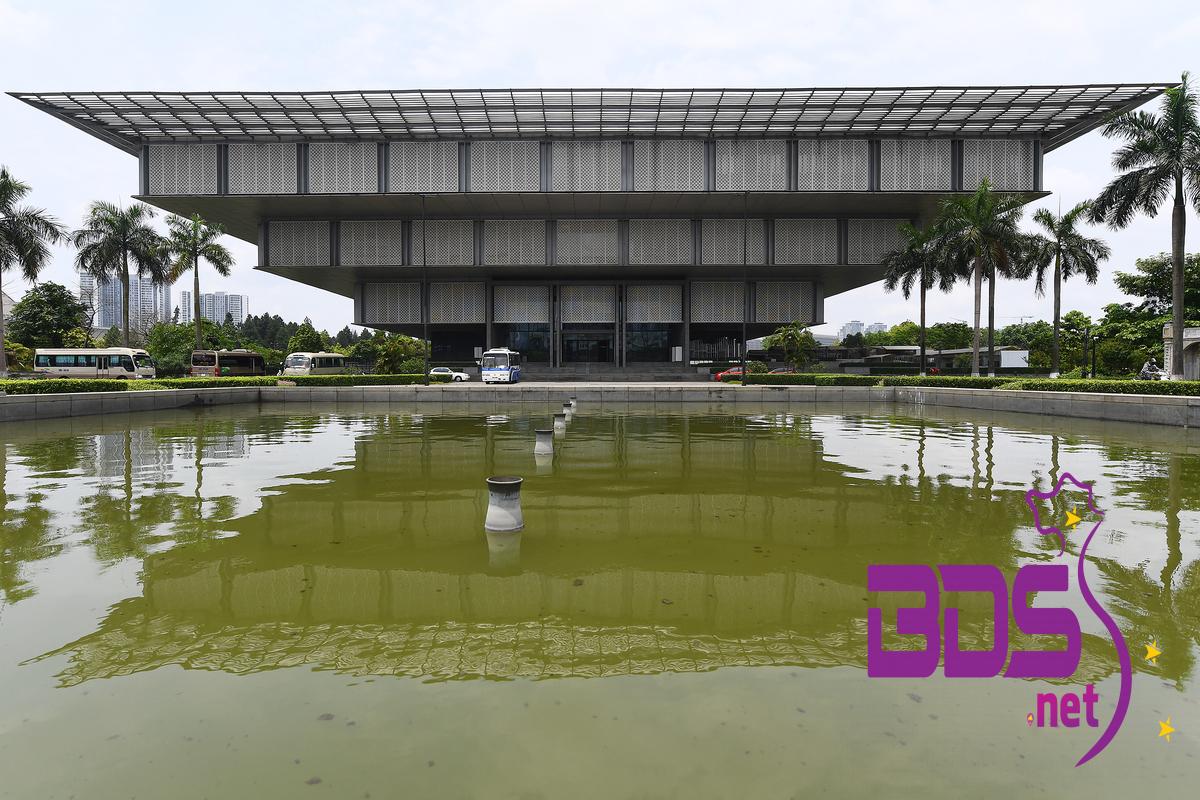 Một góc bảo tàng Hà Nội