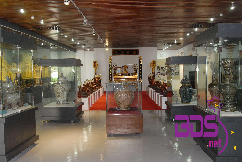 Phòng trưng bày hiện vật