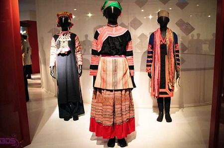 Trang phục phụ nữ Tây Nguyên