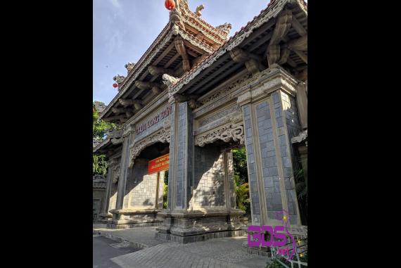Chùa Long Sơn - Nơi nhiều người giải tỏa căng thẳng tìm về sau ngày mỏi mệt