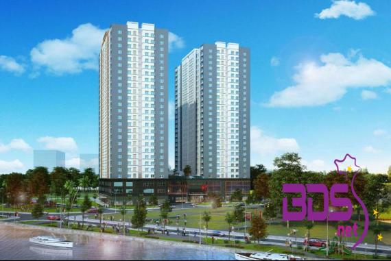 Chung cư HomyLand3 - Khu căn hộ cao cấp thiết kế thông minh, tận dụng ánh sáng