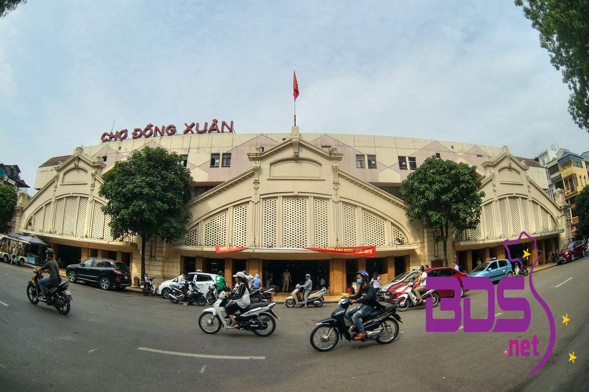Chợ Đồng Xuân (Dong Xuan Market) - Địa chỉ mua bán sầm uất nhất Thủ Đô lúc bấy giờ