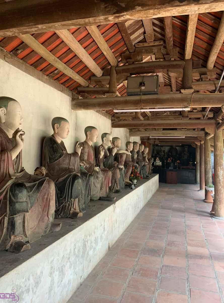 Hệ thống 287 Pho tượng Phật