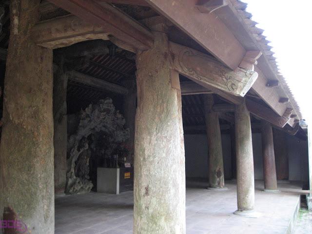 Nét kiến trúc cổ xưa