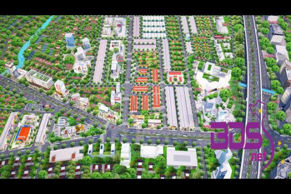Long Thanh Landmark Center - Dự án Đất nền liền kề Sân bay Long Thành