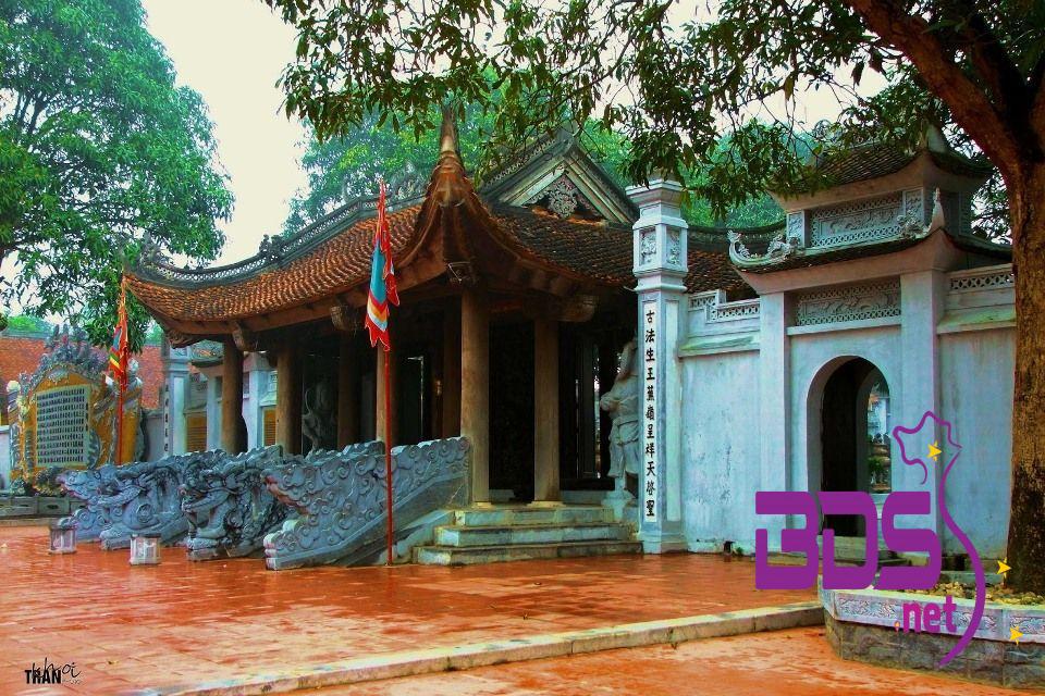 Ngũ Long Môn đền Đô