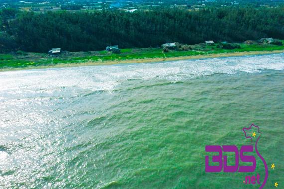 Bãi biển Ba Động (Ba Dong Beach) - Khu vực bãi biển tuyệt đẹp hiếm hoi ở Miền Tây