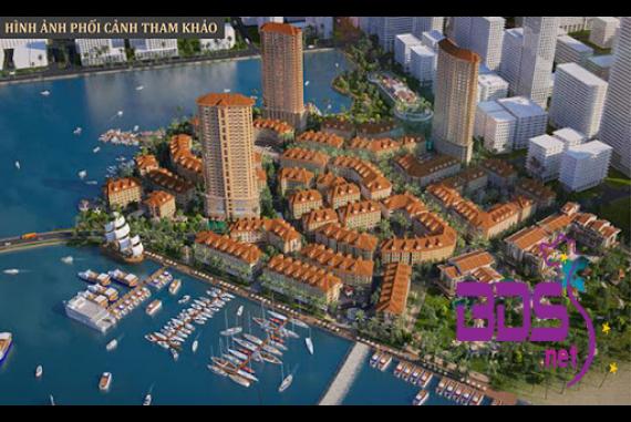 Aqua City - Tổ hợp khách sạn boutique nghỉ dưỡng kết hợp giải trí tại Hạ Long