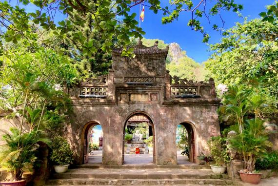 Chùa Tam Thai - Một trong những ngôi chùa cổ nhất còn sót lại ở thành phố Đà Nẵng