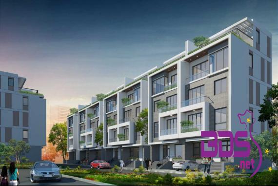 Lavender City - Sở hữu vị trí kề cận với TP Biên Hòa