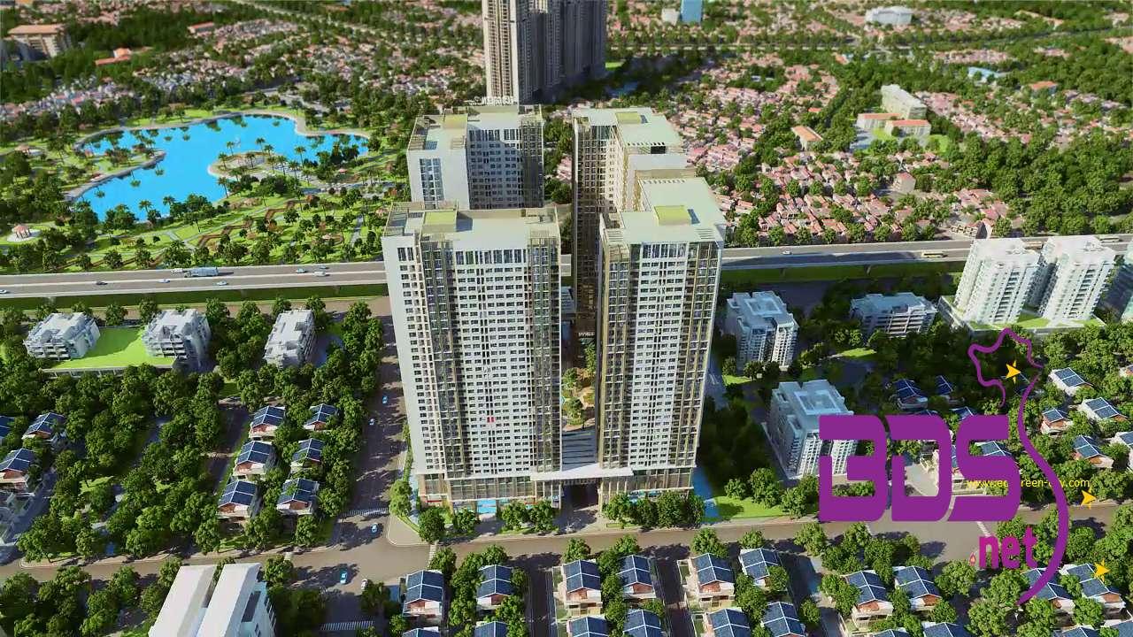 Eco Green City - Tổ hợp hoàn thiện cho cuộc sống văn minh