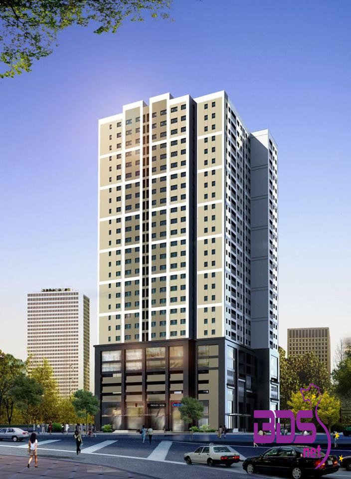 Eco Green Tower - Sở hữu vị trí tại nơi tập trung nhiều dự án lớn