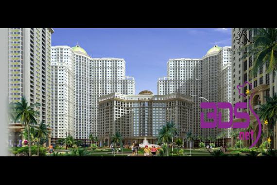 """Vinhomes Royal City - """"Thành phố Châu Âu thu nhỏ"""" tại Hà Nội"""