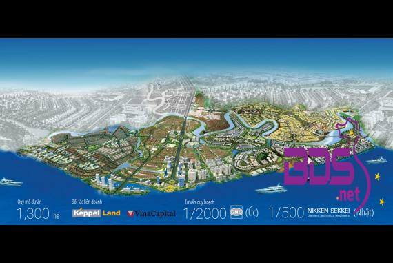Dreamland City -  Nằm trung tâm TP Biên Hòa dọc theo nhánh sông Đồng Nai