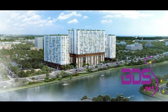 Green River - Căn hộ thiết kế Singapore năng động, hiện đại