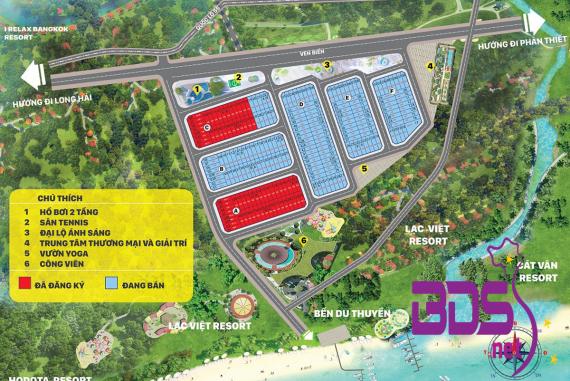 SeaMall Bình Châu - Ôm trọn đường bờ biển đẹp nhất thành phố Bà Rịa Vũng Tàu