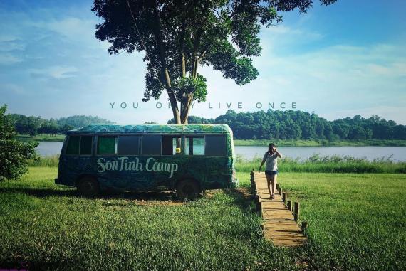 Sơn Tinh Camp - Cảm nhận một bầu không khí trong lành và vô cùng dễ chịu