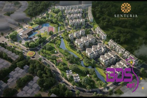 Senturia Q9 Central Point - Kiến tạo một không gian sống chuẩn xanh cho gia đình bạn