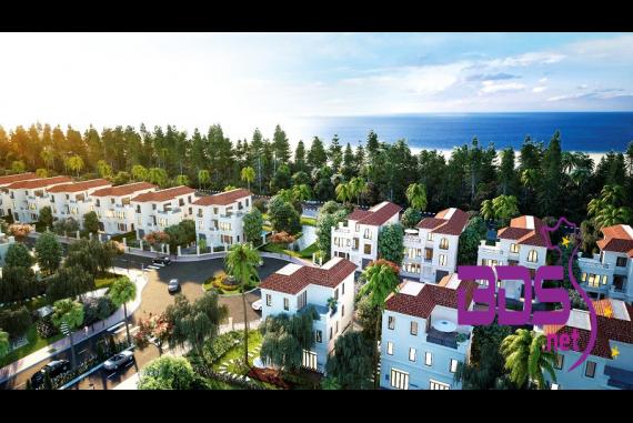 BRG Coastal City - Khu biệt thự nghỉ dưỡng nằm sát biển