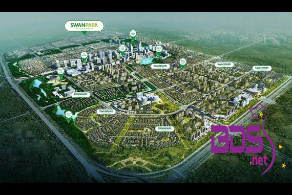 Swan Park Đông Sài Gòn - Khu đô thị mới hiện đại, đẳng cấp tại Đồng Nai