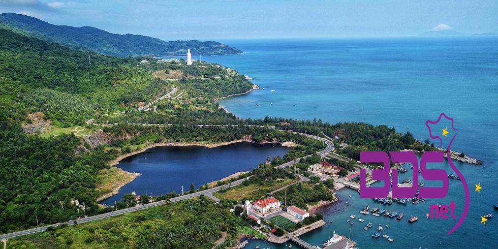 Hồ Xanh Bán Đảo Sơn Trà - Cái tên vô cùng độc đáo và ấn tượng