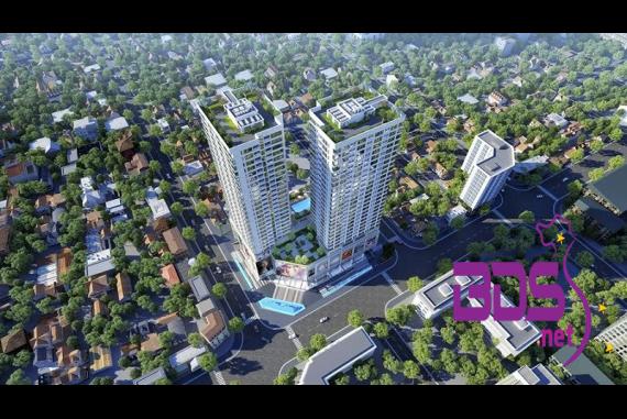 Stellar Garden - Khu căn hộ đẳng cấp hiện đại, sang trọng tại Hà Nội