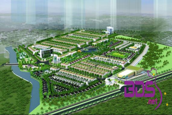 Five Star Eco City - Lấy cảm hứng từ địa thế thiên nhiên của vùng đất Long An