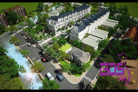 VX Villa Riverview - Khu biệt thự vị trí đắc địa trên trục đường huyết mạch Quận 12