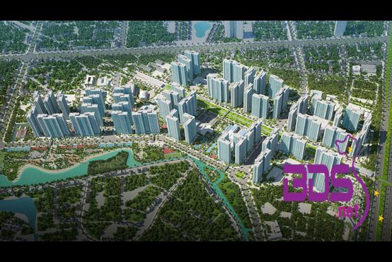 Vinhomes Smart City - Đô thị thông minh 4.0 đầu tiên của Vinhomes tại Đại Lộ Thăng Long