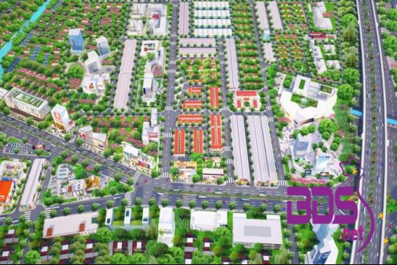 Central Mall - Dự án Đất nền nằm cạnh sân bay Long Thành