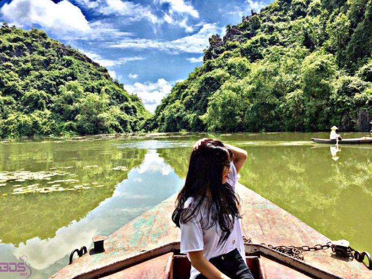 Check in hồ Quan Sơn