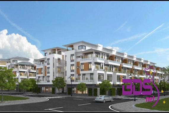 TD Lakeside - Tổ hợp dịch vụ thương mại, biệt thự, nhà phố tại Hải Phòng