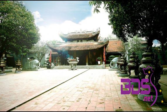 Đền Đô Bắc Ninh - Quần thể kiến trúc tín ngưỡng thờ tám vị vua đầu tiên của nhà Lý