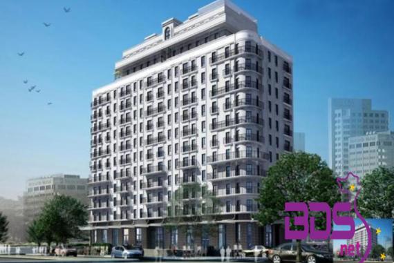 Saigon Pavillon - Khu căn hộ cao cấp thiết kế theo phong cách kiến trúc kiểu Pháp