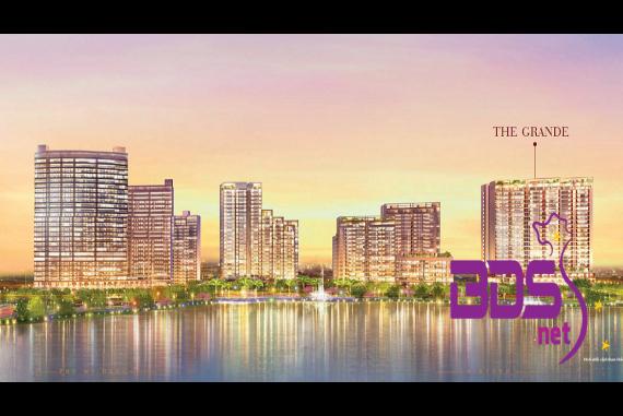 Chung cư The Grande - Khu phức hợp Midtown tổ hợp kiến trúc đa chức năng Quận 7