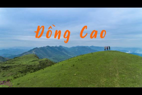 Cao nguyên Đồng Cao - Vui đùa giữa thảo nguyên bao la xanh bát ngát