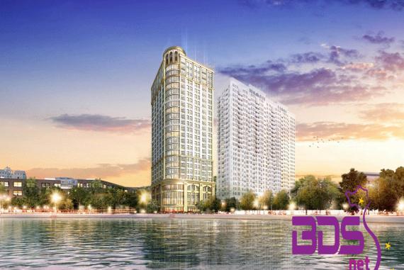 Hà Nội Golden Lake - Tổ hợp khách sạn và căn hộ sang trọng nhất Hà Nội