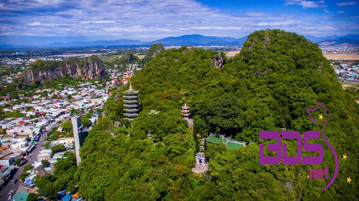 Ngũ Hành Sơn - Sắc màu tâm linh xung quanh quần thể núi hấp dẫn nhất Đà Nẵng