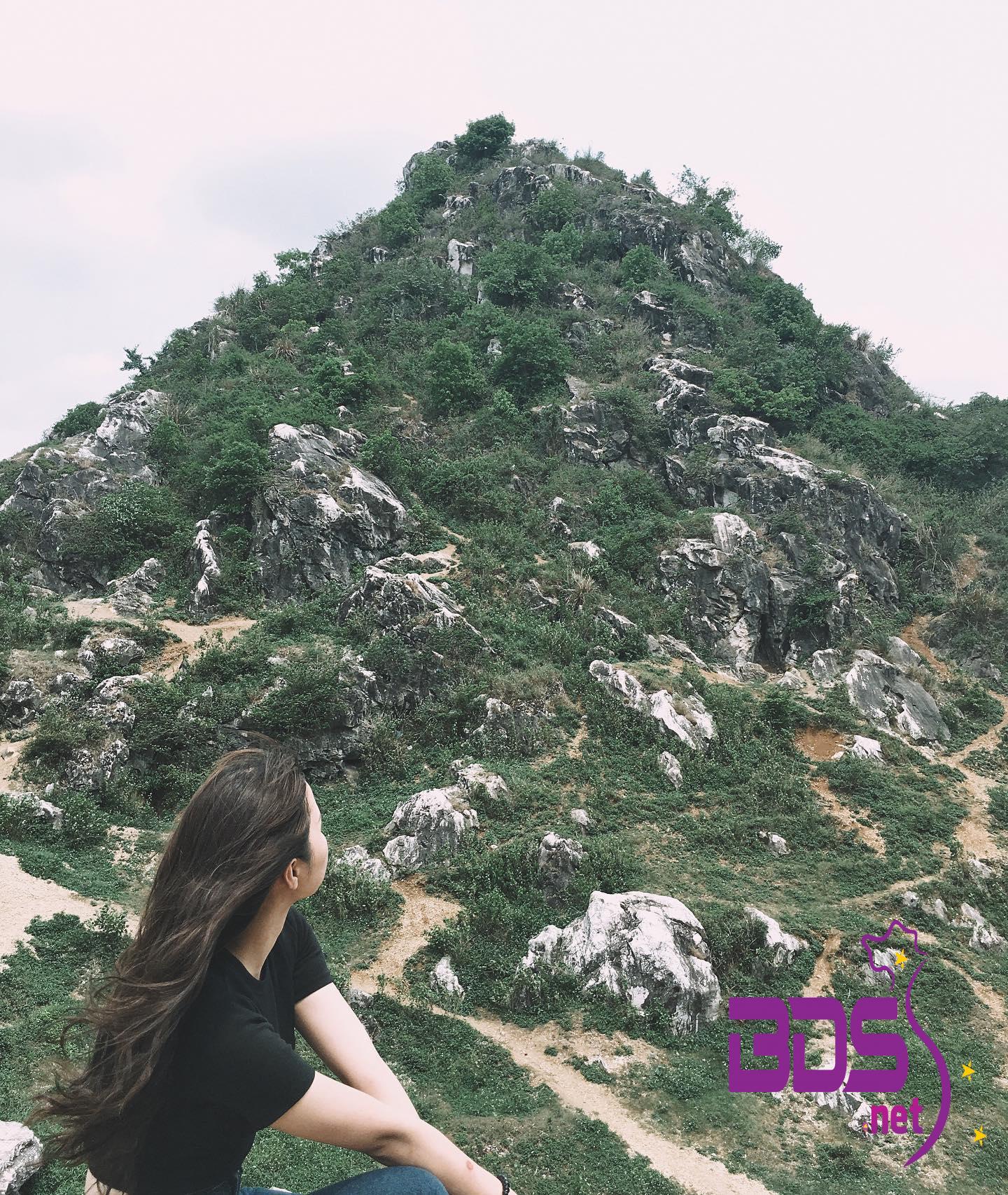 Check in tại núi Trầm