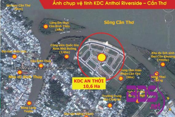 Anthoi Riverside - Khu Đô Thị Mới Của Quận Bình Thủy Thành Phố Cần Thơ