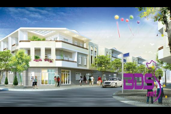 Vũ Hoàng Anh - Khu dân cư thiết kế hiện đại tại Thị trấn Trảng Bom