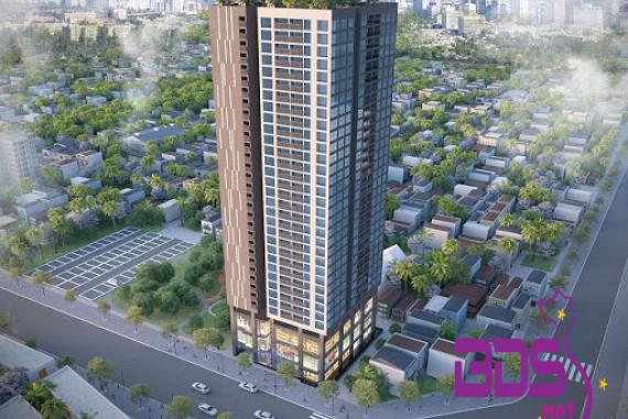 Bohemia Residence - Tổ hợp văn phòng cho thuê và căn hộ cao cấp tại Hà Nội